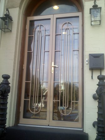 Iron Security Doors and Patio Gates/doors custom made in Maryland and Washington DC : doors maryland - pezcame.com