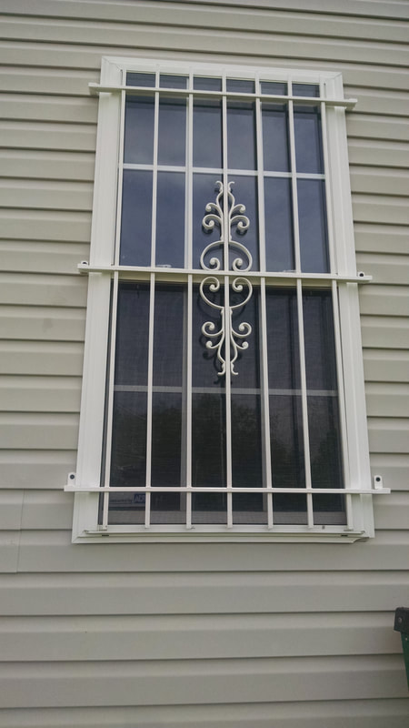 Window Guards Capitol Heights Iron Works 301 336 1127