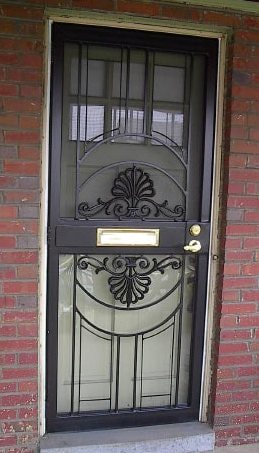 Security Doors And Gates Capitol Heights Iron Works 301